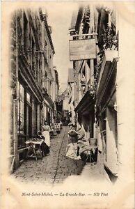 CPA-Le-Mont-Saint-Michel-La-Grande-Rue-633164