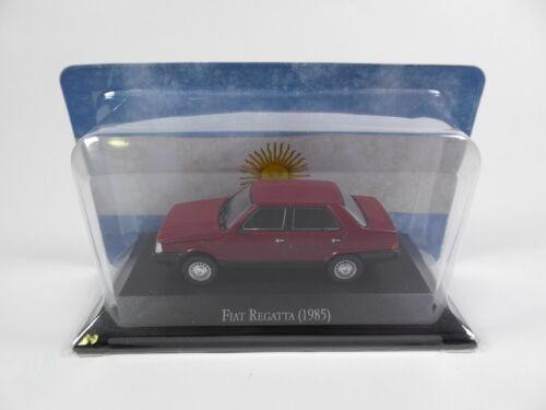 1:43 Diecast Miniatur Modellauto AR30+36 Sammlung von 2 Fiat Regatta 128 IAVA