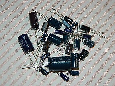 Get Well Kit for Monitor Repair Sanwa PM1723C Cap Kit with Filter Cap