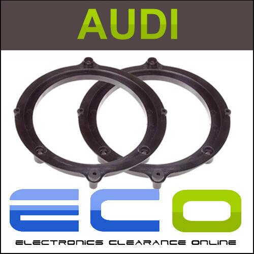 T1 Audio T1-25AU03 Audi A4 Front Door 130 mm 1994-2000 Speaker Fitting Adapter