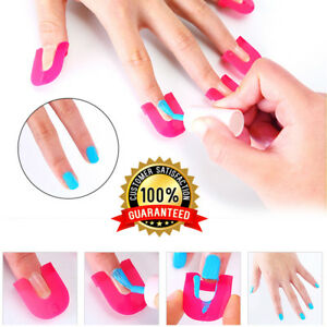 Nail Art Equipment Manicure Tool Gel Model Clip Polish Glue Anti ...
