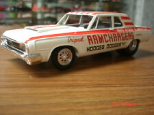 Lindberg 1/25 scale 63/64 Dodge 330 Resin Cast Pro Street Chassis