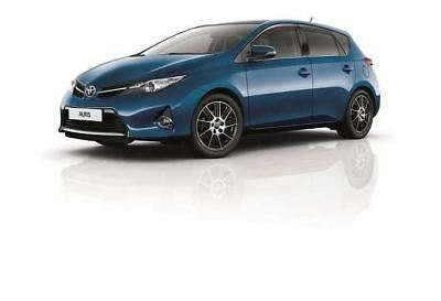 D/'origine Toyota Auris 2013 Déflecteurs de Vent-ensemble complet 08611-12840