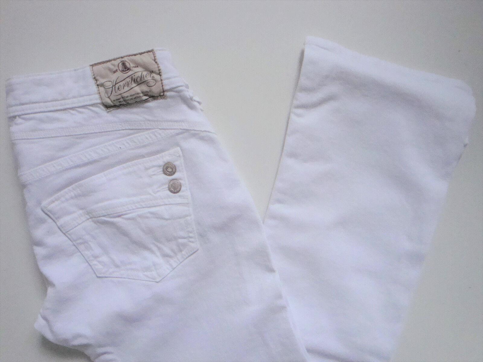 HERRLICHER   Jeans  PIPER    Stretch  Weiß  W26 W27 W28 W29 W30 W31 W32  Neu b1f49c