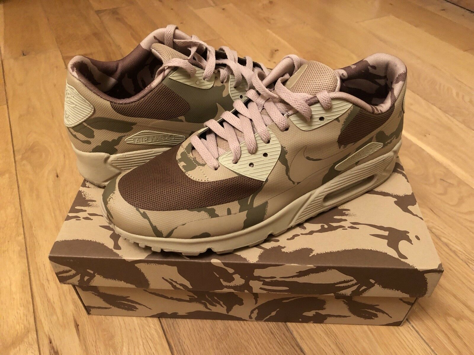 2018 Nike Air Max 90Camo SP10.5 Country Camouflage Tier Zero 1