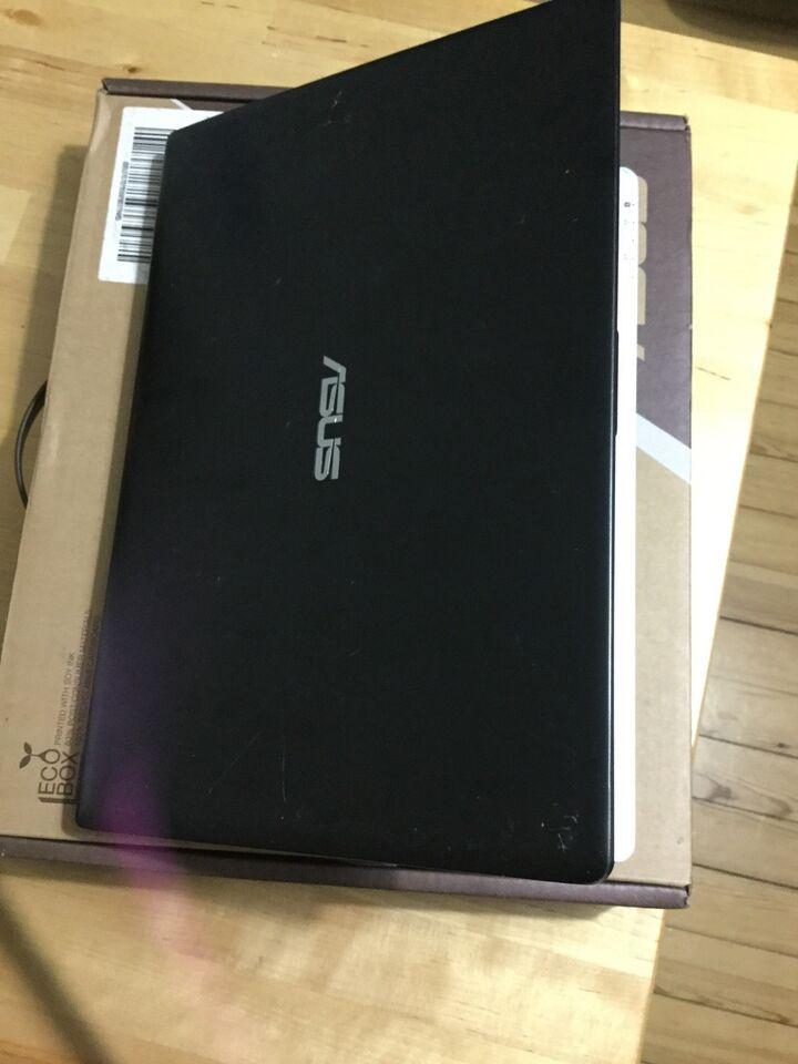 Asus S400ca, 4 GB ram, 500 GB harddisk