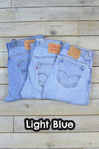 Lichtblauw Vintage W38 W32 W34 W30 Grijs Blauw zwart Levis Zip W36 A antraciet Jeans 505 Donkerblauw Middenblauw Denim Fly Graad W28 r6Ow4rpqAx