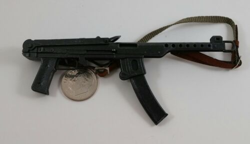 Alert Line WWII Red Army Tank Corps Tanker Submachine gun 1/6 toy soviet Russian