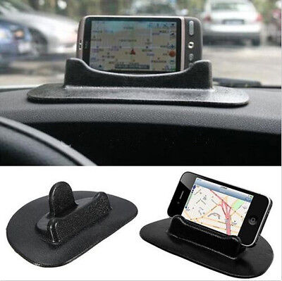 Car Dashboard Anti Slip Pad Holder Mount for Mobile Phone Tablet GPS