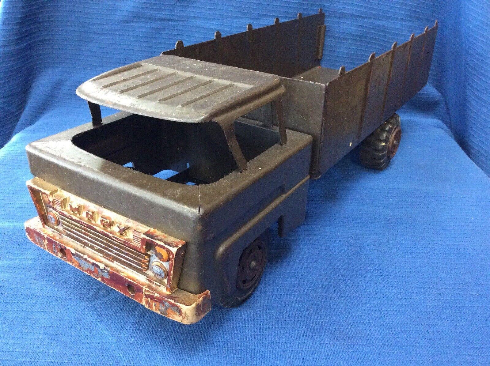 Camión de juguetes de hierro Max. Entrega gratuita.