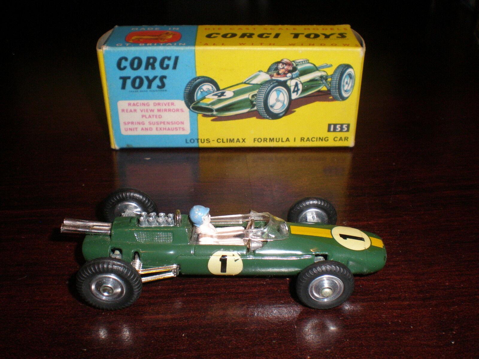 Corgi Toys Lotus WITH BOX