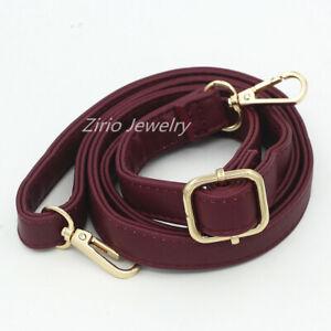 Leather-Replacement-Adjustable-Shoulder-Crossbody-Strap-Bag-Handbags-Purse