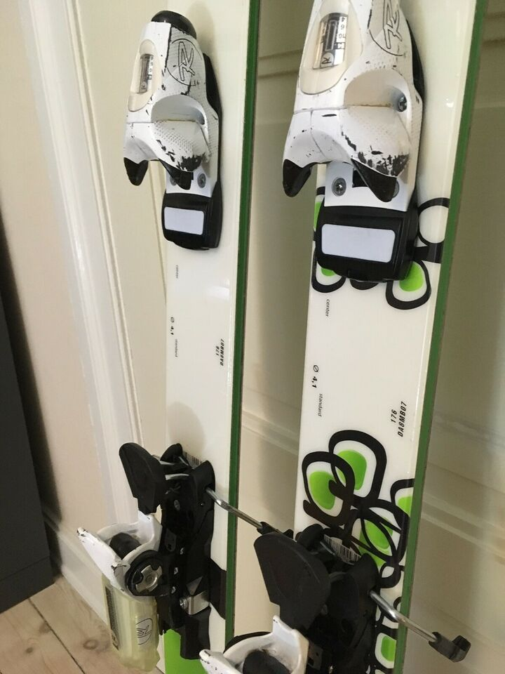 Twin-tip ski, Dynastar, str. 176 cm