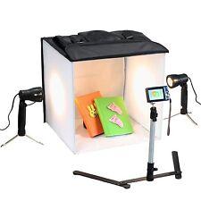 Photography Studio Cube LIGHT Tent Box Kit 40cm SIZE