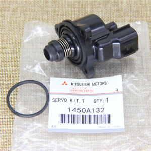 New 1450A166 1450A132 IAC Idle Air Control Valve for Mitsubishi Chrysler Dodge