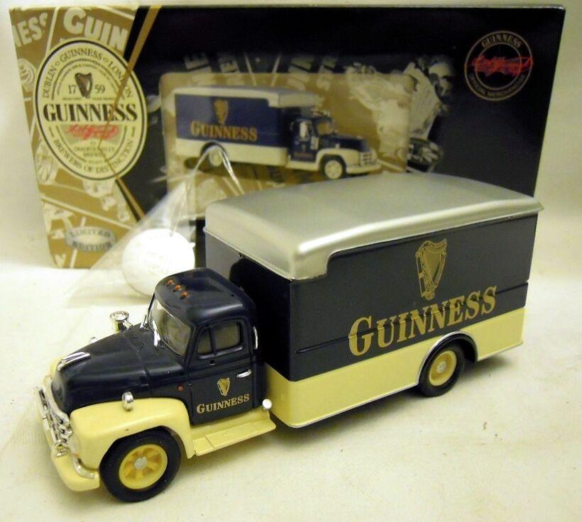 CORGI 56404  DIAMOND T 620 BOX VAN   Guinness , limitée, 1 50, N E U & O V P  acheter pas cher