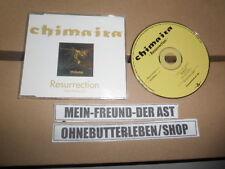 CD Metal Chimaira - Resurrection (2 Song) Promo NUCL BLAST