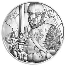 1 oz 999 Silbermünze Leopold V 2019 825 Jahre Münze Wien 1,5 Euro Ritter