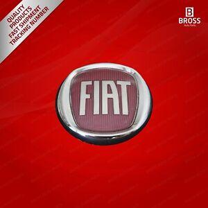 Front-Bumper-Logo-badge-Crest-Emblem-85mm-for-FIAT-Bravo-2007-On-G-Punto51944206