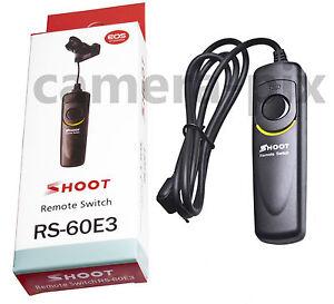 Remote-Control-Shutter-Release-RS-60E3-for-Canon-50-100D-300D-M5-Rebel-T6S