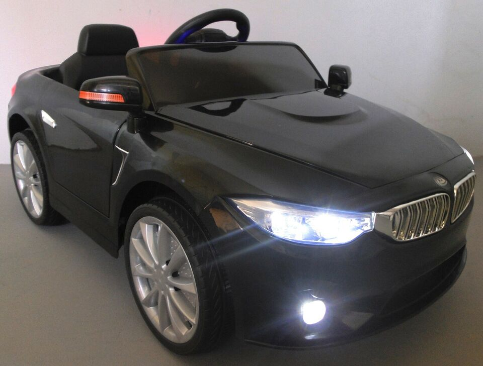 BMW B8 EL-bil, fjernstyret, BMW B8