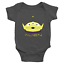 Infant-Baby-Rib-Bodysuit-Jumpsuit-Babysuits-Clothes-Gift-Toy-Story-Alien-Green thumbnail 3