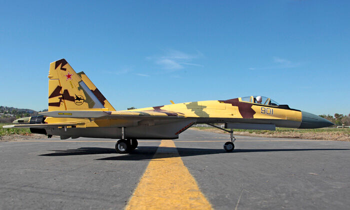 FreeWing RC 1630MM SU35 Airplane Model EPS Jet KIT Retract W O Twin 70MM EDF ESC