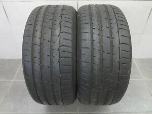 2x-Pneus-D-039-ete-Pirelli-Pzero-AO-255-40-r19-100y