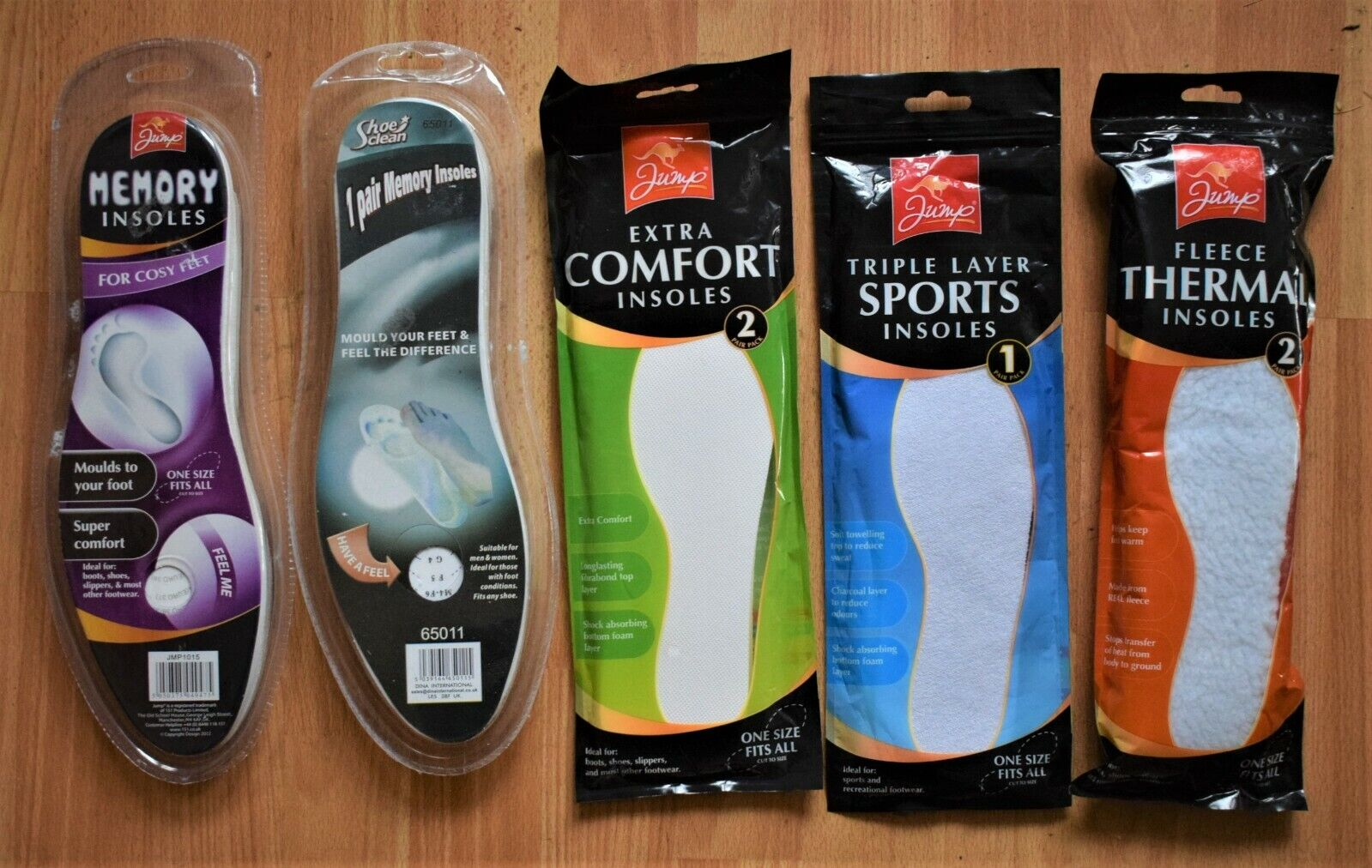 INSOLES MEMORY TRIPLE LAYER SPORTS EXTRA COMFORT THERMAL SHOE FEET ACCESSORY