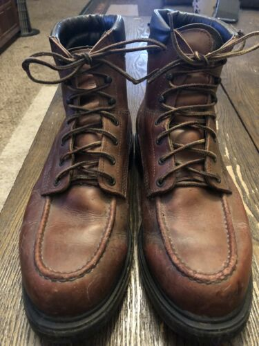 Red Wing Boots Size 11D