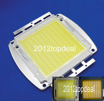 NEW 50W 100W 120W 150W 200W 300W 500W High Power LED CHIP White Light
