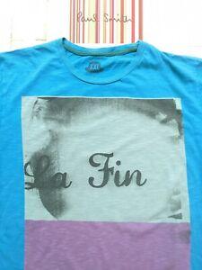 Paul Smith T-Shirt Größe XXL-sehr cooler Style & tolle Qualität!!!