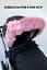 pram-hood-fur-trim-pink-grey-white-universal-hood-babies-pram-for-pram thumbnail 68