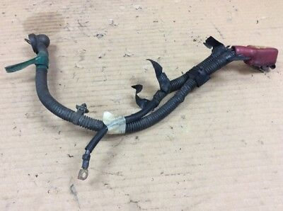 88 89 90 91 Honda CRX Civic Starter Cable Positive Battery Wire Used OEM