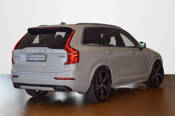 Volvo XC90 2,0 T8 407 R-Design aut. AWD 7prs - billede 2