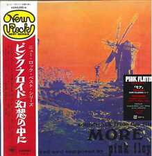 PINK FLOYD-MORE-Import LP w/JAPAN OBI J50