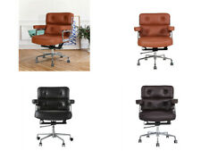 Racing Gaming Eams Office Chair Ergonomic Leather Computer Chair Executive Seat
