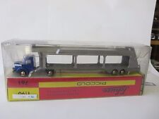 SCHUCO PICCOLO 1:90  AUTOTRANSPORTER 761 IN OVP