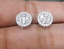 Deal-1-05CT-NATURAL-ROUND-DIAMOND-HALO-CLUSTER-STUDS-EARRINGS-IN-14K-GOLD-9MM thumbnail 3