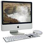 """Apple iMac A1225 20"""" Desktop - MB324LL/A (April, 2008)"""