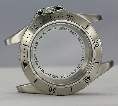 316l steel watch case