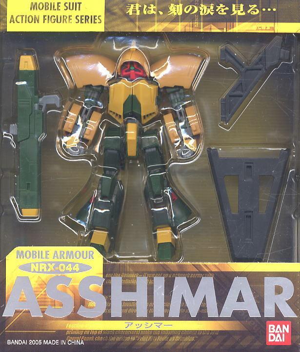 MSIA MSIA MSIA Zeta Gundam NRX-044 Asshimar 3d167a