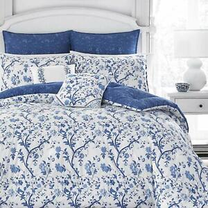 Laura-Ashley-Elise-Bonus-Comforter-Set-Full-Queen-Blue