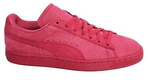 D119 Leather Classic 02 Lace Trainers Womens Rose Suede Up 360584 Puma wvzXTxT