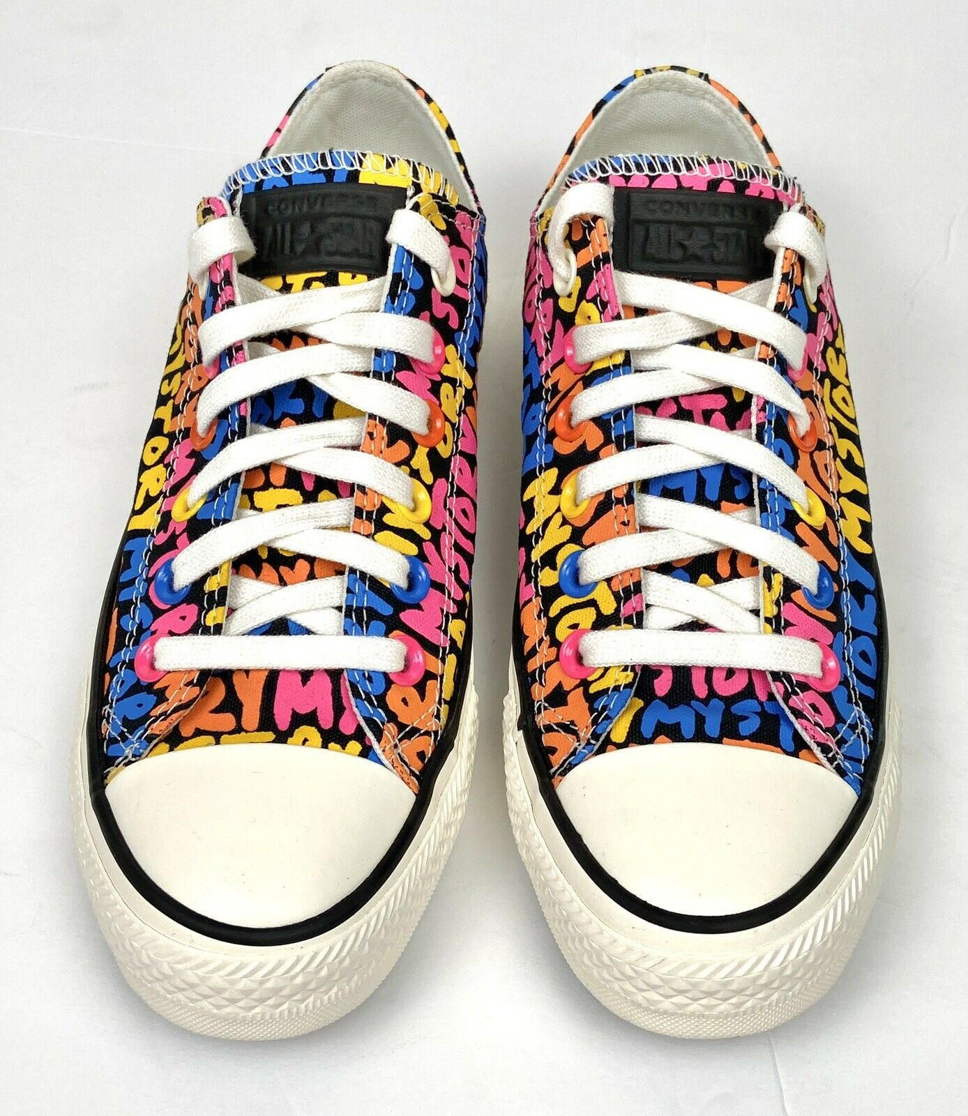 Converse All Star My Story Low Top Sneakers Women's Size 7.5 570487F