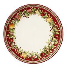 Villeroy & and Boch Christmas WINTER BAKERY DELIGHT dinner plate 27cm NEW NWoL
