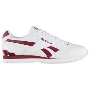 Homme-Reebok-Royal-Glide-Ripple-Clip-Baskets-a-Lacets-Style-NEUF