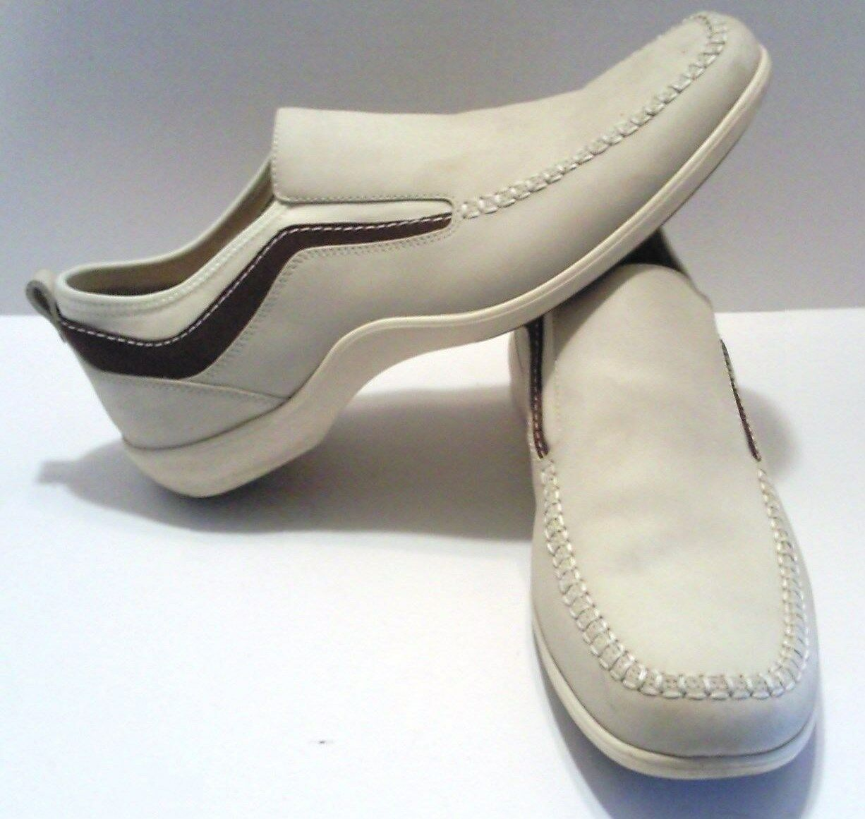 COLE HAAN G SERIES TAN SUEDE MEN'S LOAFERS 11 M