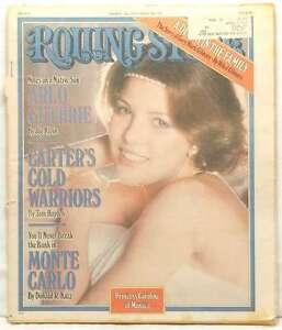 Old Rolling Stone Magazine Issue 234 Princess Caroline