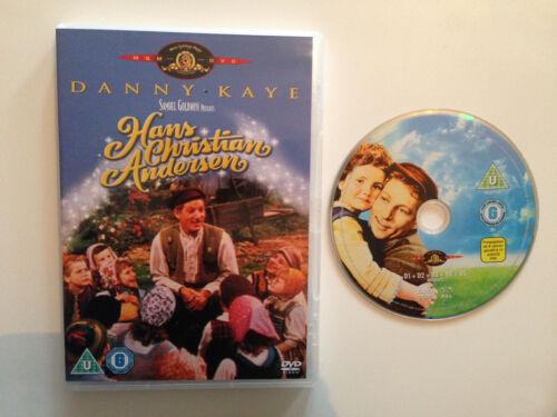1 of 1 - Hans Christian Andersen - Danny Kaye -  Classic Kids Film - UK Release - VGC